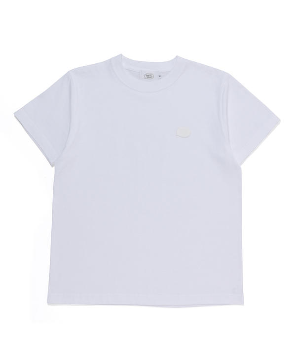 patch-tee-white